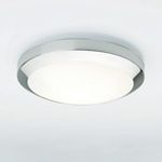 Astro Lighting 1129001 Dakota 300 Polished Chrome Ceiling Light
