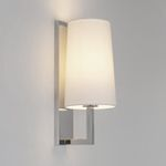 Astro Lighting 0988 Riva 350 Polished Chrome Wall Light