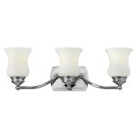 Elstead Constance HK/CONSTANCE3 Three Light Above Mirror Light