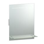 Endon Omega 39237 LED Illuminated Bathroom Mirror