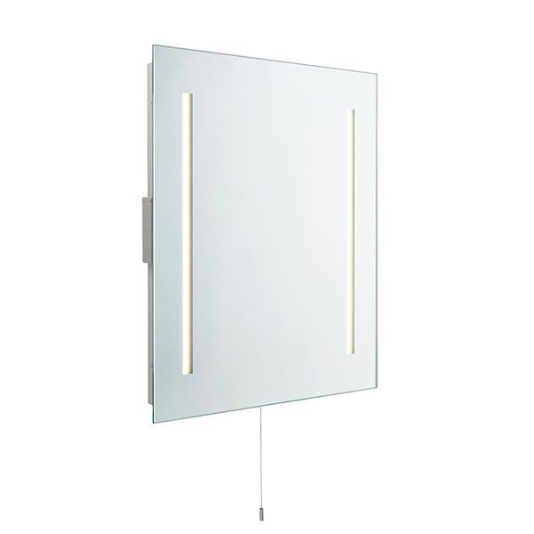 Saxby Glimpse Illuminated Mirror with Shaver Socket