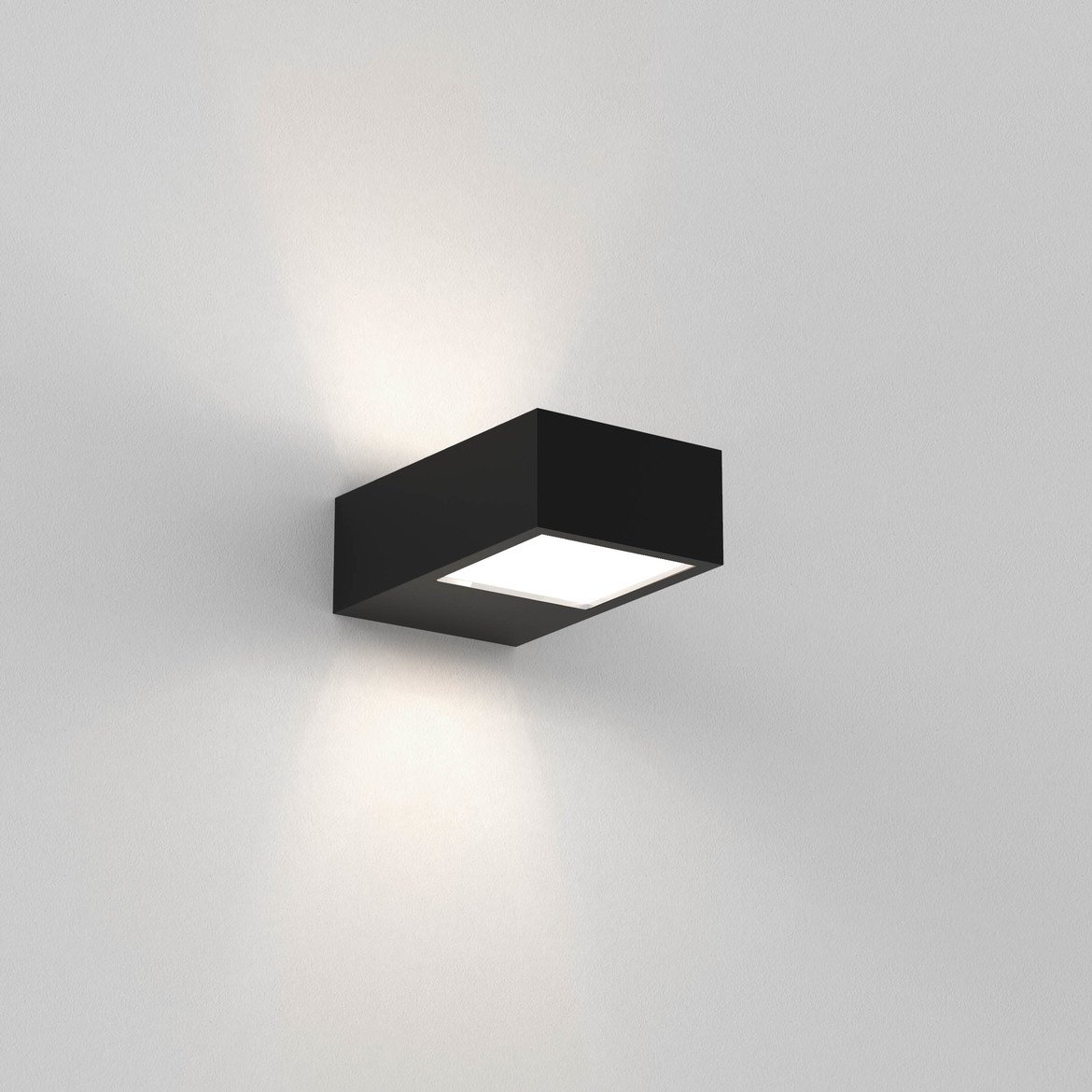 Astro Lighting 1151004 Kappa LED Black Wall Light