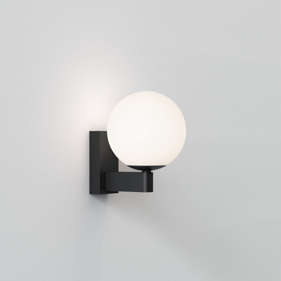 Astro Lighting 1168003 Sagara Black Wall Light