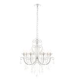 Endon 72561 Tabitha 8 Light Chandelier