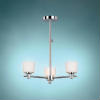 Elstead Binstead 3 Light Chandelier