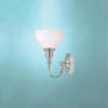 Elstead Cheadle single bathroom wall light