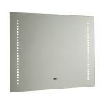 Endon Rift 60895 LED Illuminated Mirror With Shaver Socket